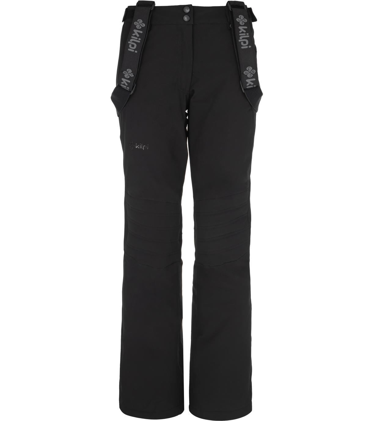KILPI Dámské lyžařské kalhoty HANZO-W NL0082KIBLK Černá 34