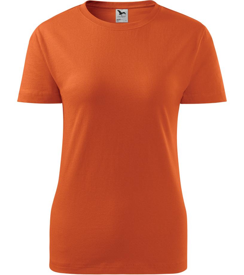 ADLER Basic 160 Dámské triko 13411 oranžová