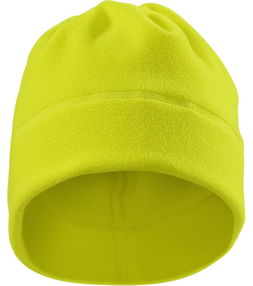 RIMECK HV Practic Fleecová čepice 5V997 reflexní žlutá UNI