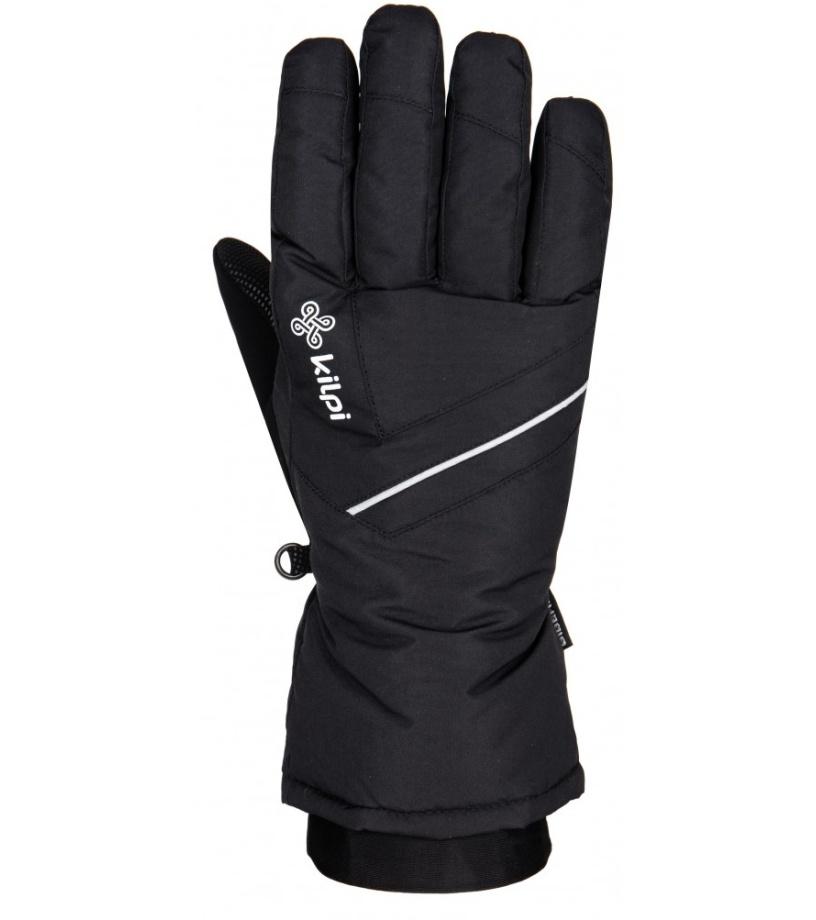 KILPI Dámské rukavice SABETA DL0402KIBLK Černá L