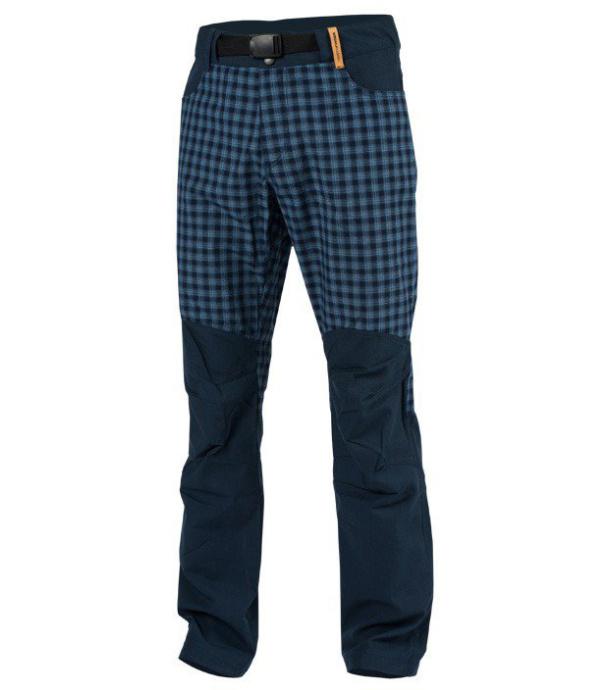NORTHFINDER NOEM Pánské outdoorové kalhoty NO-3261OR387 modrá M