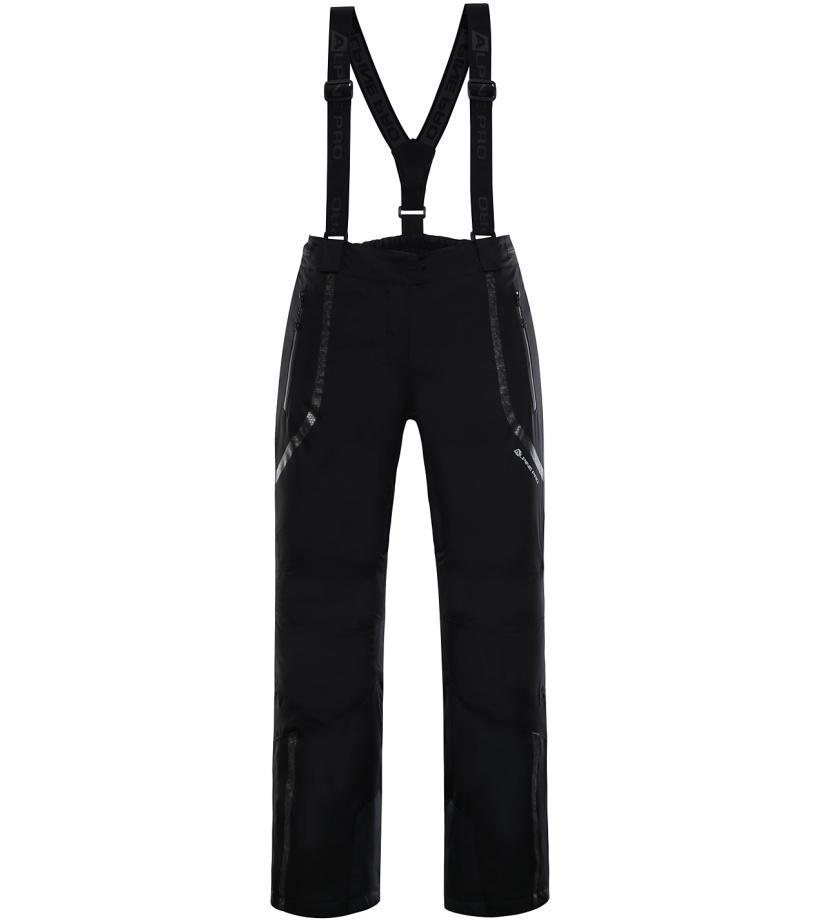 ALPINE PRO NUDDA 2 Dámské lyžařské kalhoty LPAK185990 černá M