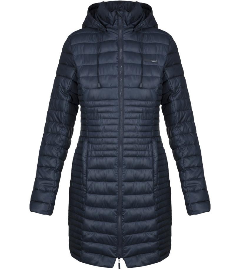 LOAP JOMANA Dámský zimní kabát CLW18109L75L Tot Eclipse S