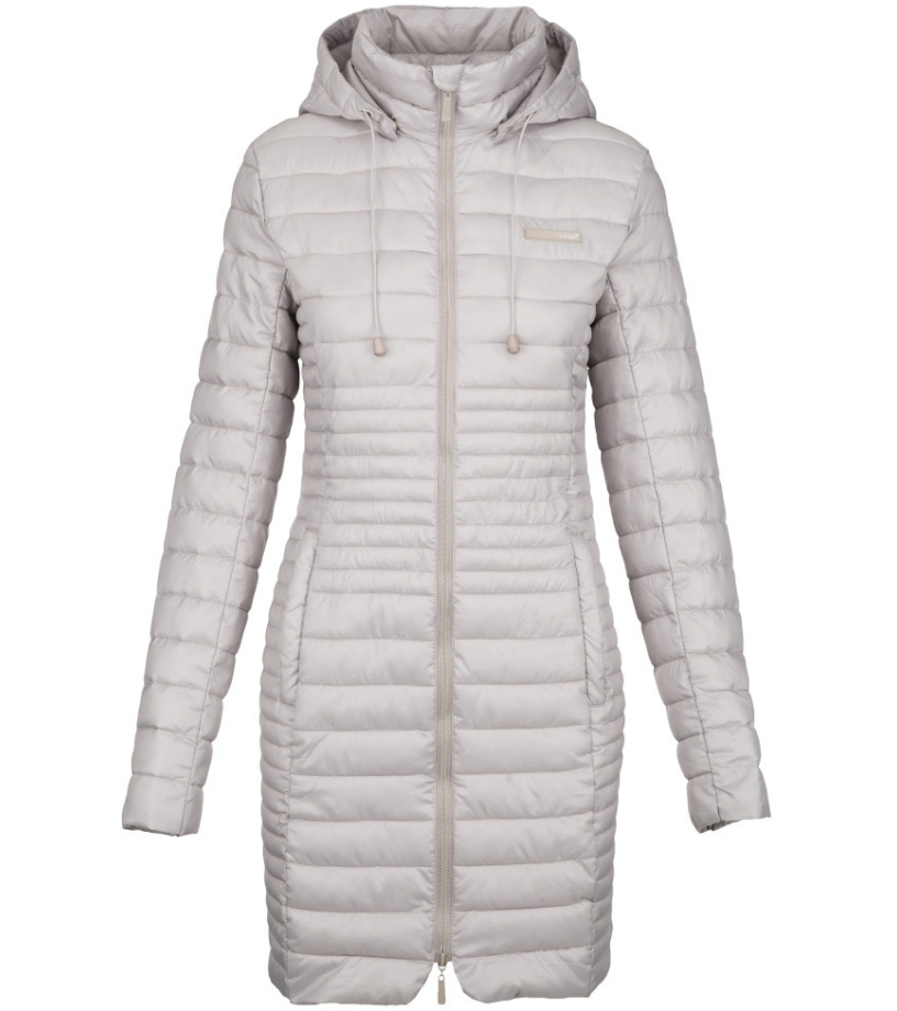 LOAP JOMANA Dámský zimní kabát CLW18109T90T Chat Gray XL