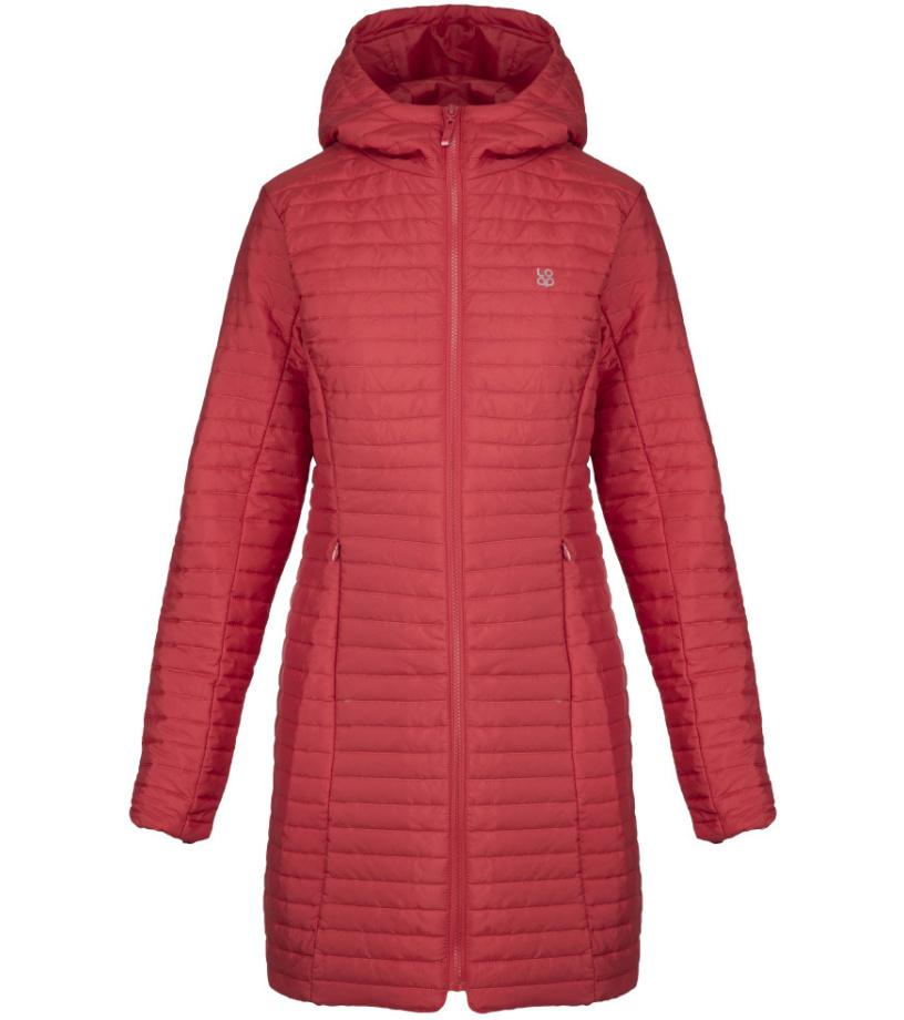 LOAP JAPA Dámský zimní kabát CLW18111G10G červená XS