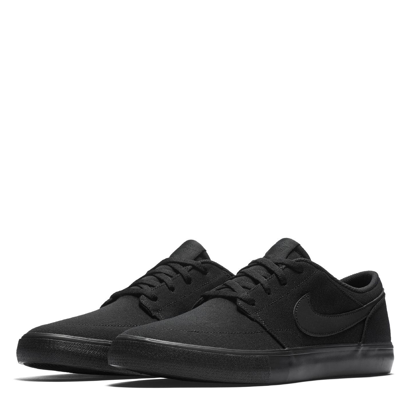 Nike SB Solarsoft Portmore 2 Skate Pánská obuv 24201503 9 (44)