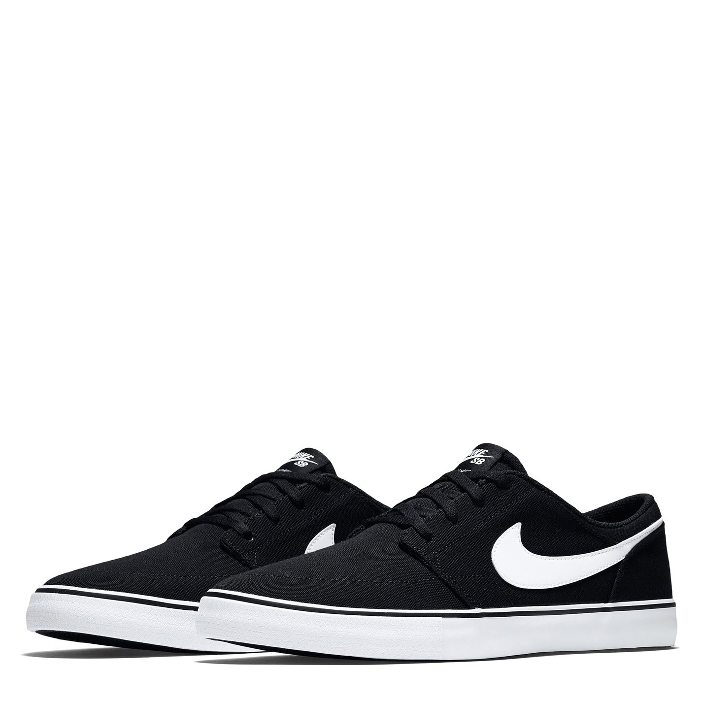 Nike SB Solarsoft Portmore 2 Skate Pánská obuv 24201540 9 (44)