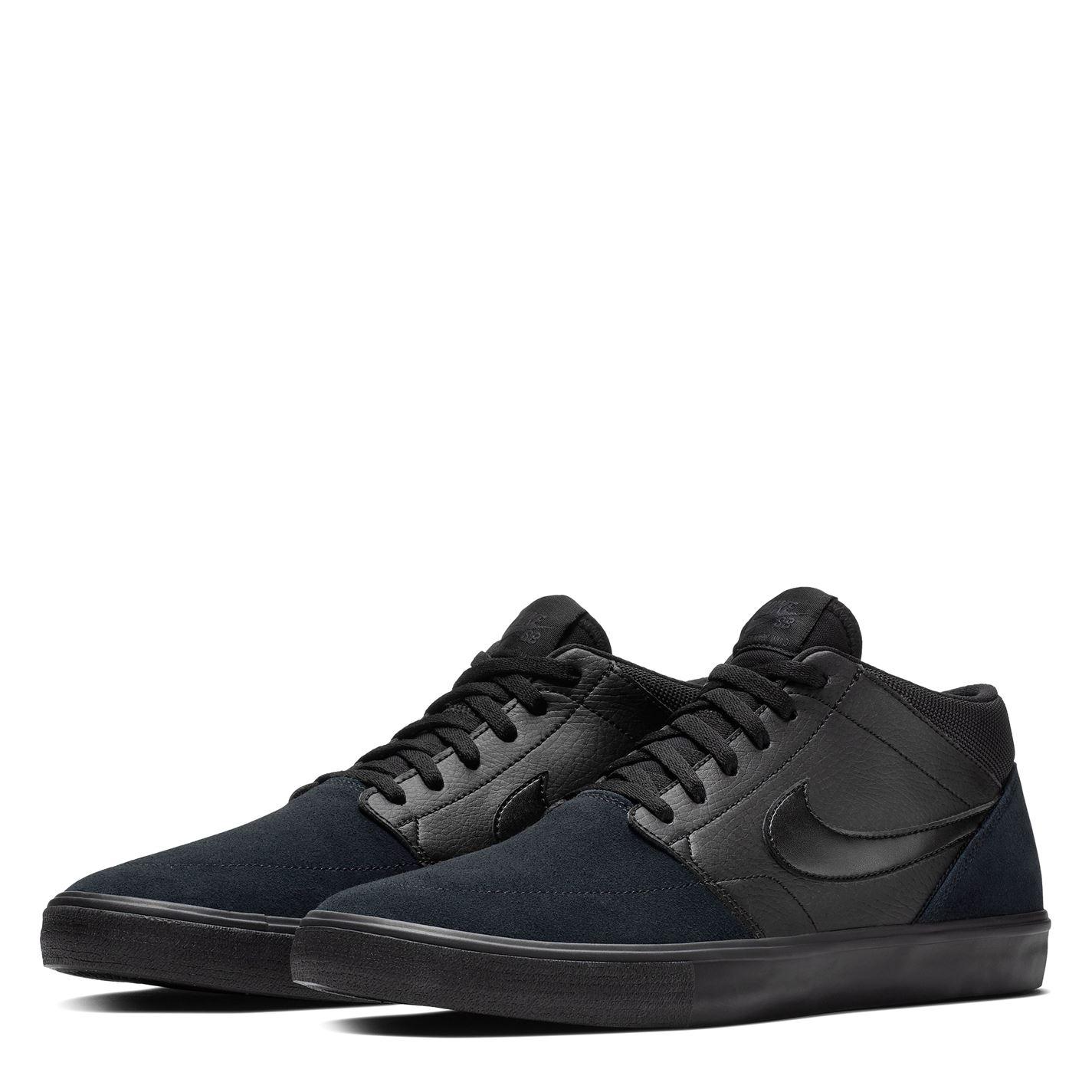 Nike SB Portmore Mid Pánská obuv 24209403 9 (44)