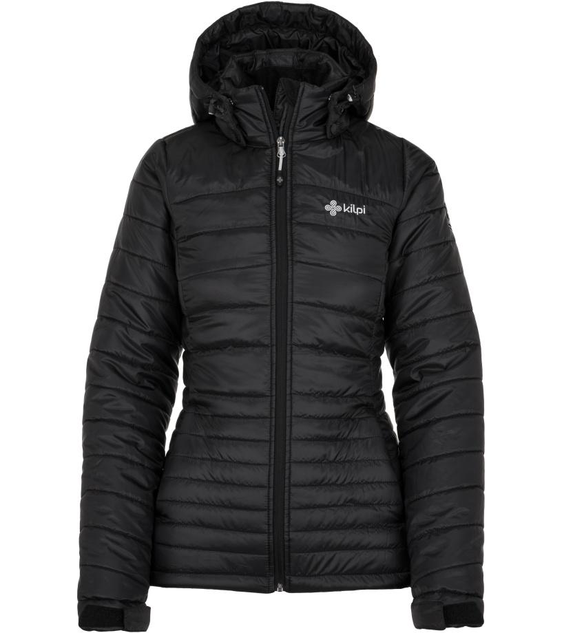 KILPI Dámská zimní bunda - větší velikosti GIRONA-W JLX043KIBLK Černá