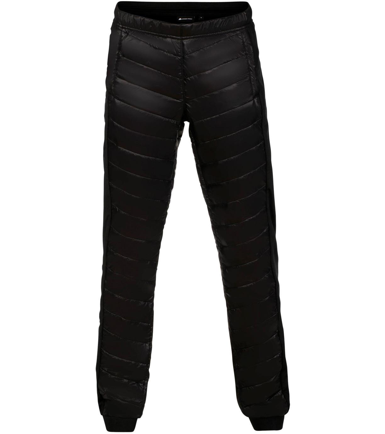 ALPINE PRO JERKA Dámské kalhoty LPAP345990 černá XL