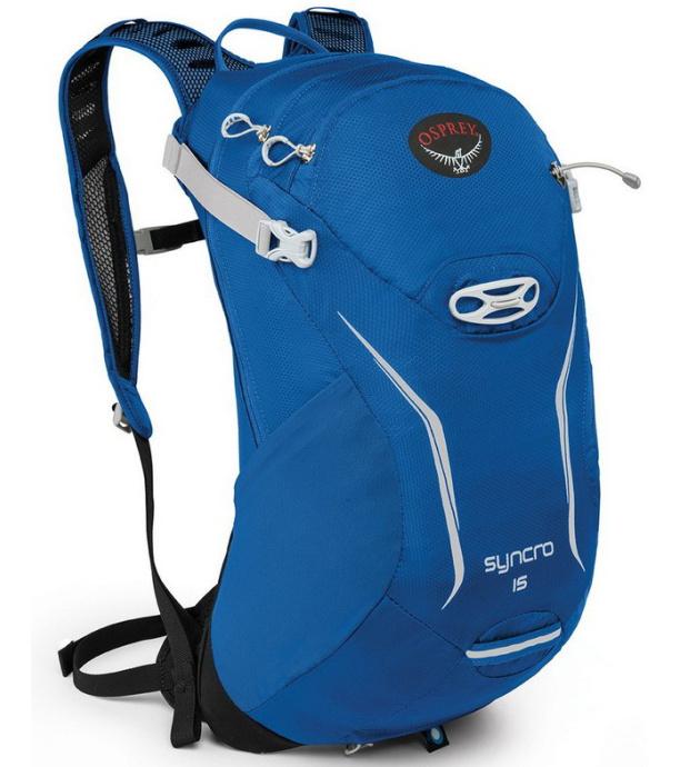 OSPREY Syncro 15 Cyklo/běžecký batoh OSP2103023901 blue racer M/L