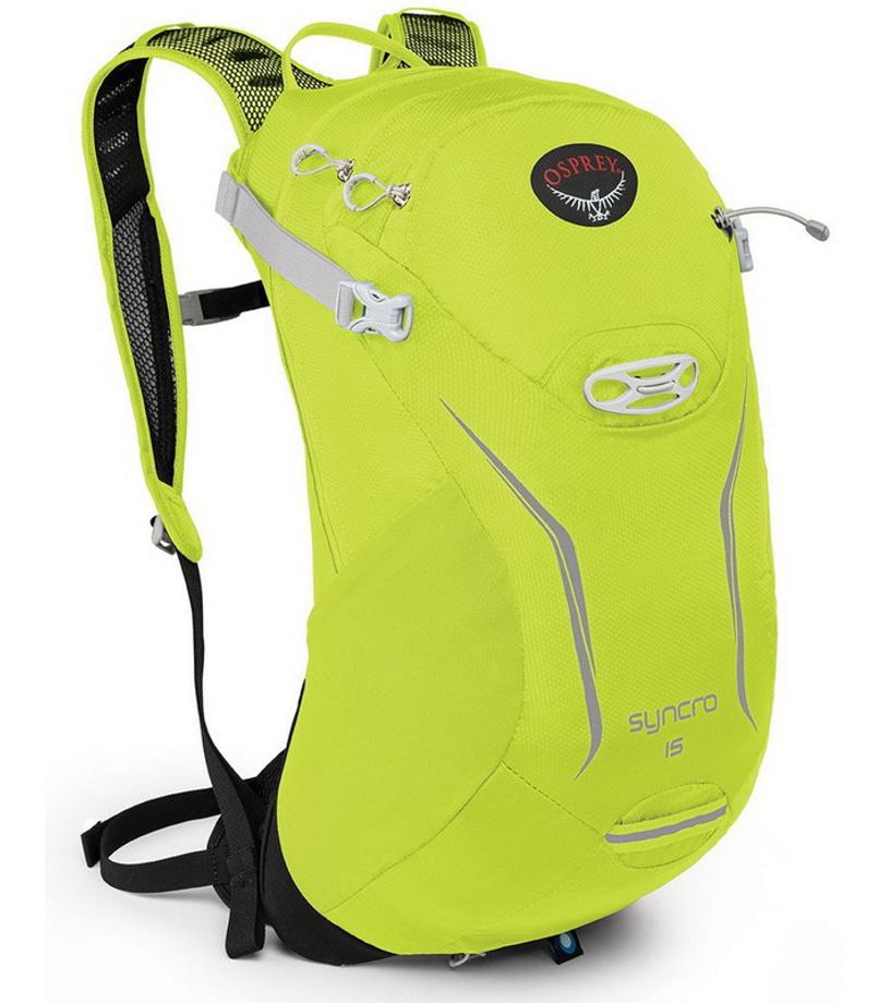 OSPREY Syncro 15 Cyklo/běžecký batoh OSP2103023903 velocity green M/L