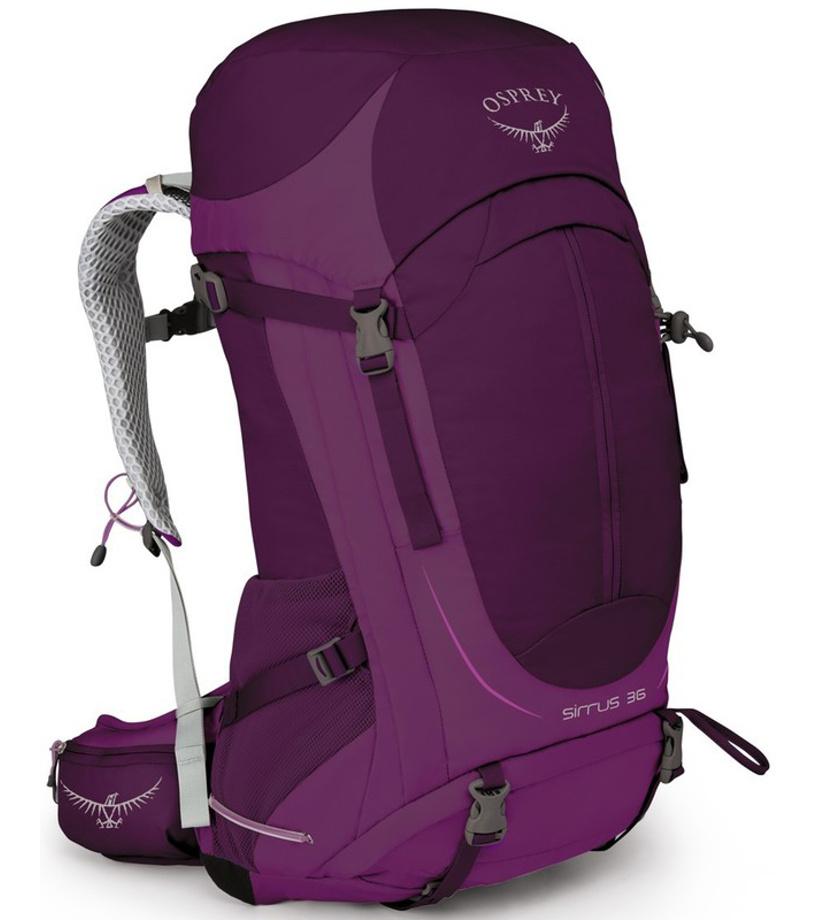 OSPREY SIRRUS 36 II Outdoorový batoh OSP2103042202 ruska purple WS/WM