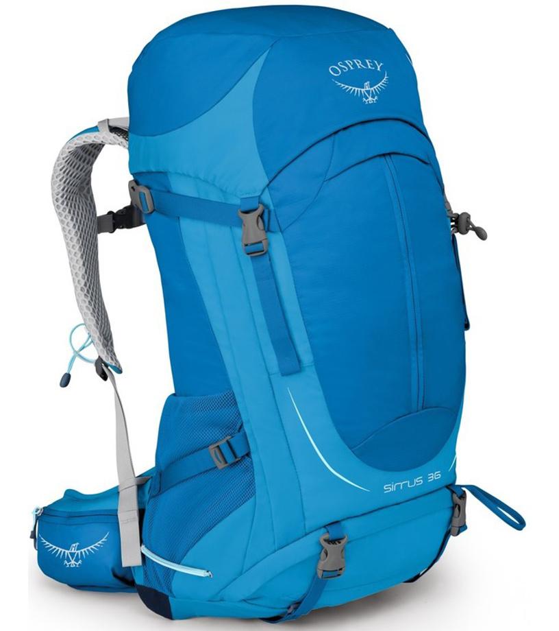 OSPREY SIRRUS 36 II Outdoorový batoh OSP2103042203 summit blue WS/WM