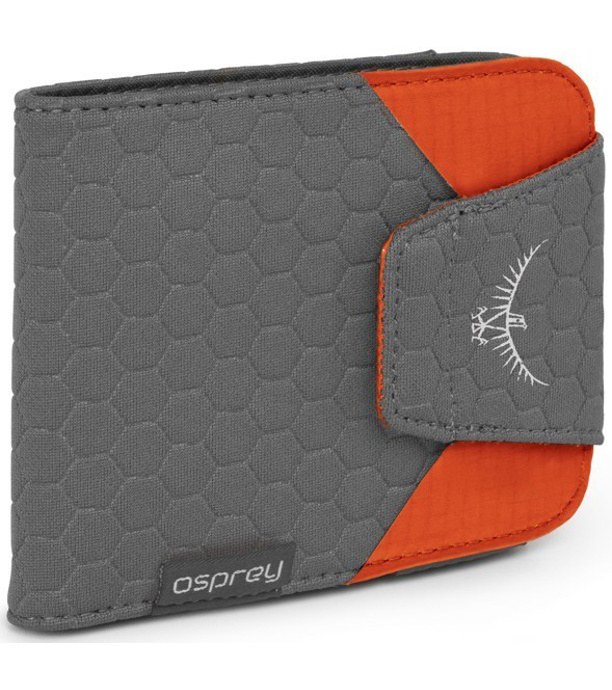 OSPREY QuickLock RFID Wallet Peněženka OSP2105044901 poppy orange