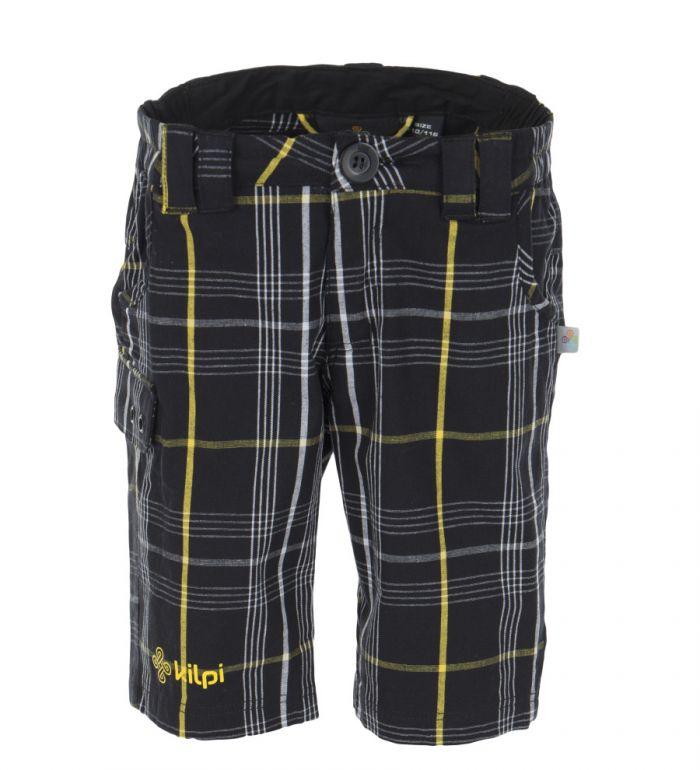 KILPI Dětské šortky SISTO - K CK0141KIYEL Žlutá 98