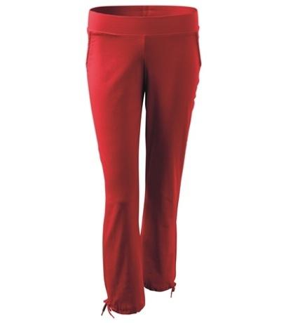 ADLER Leisure Dámské kalhoty 6X307 červená