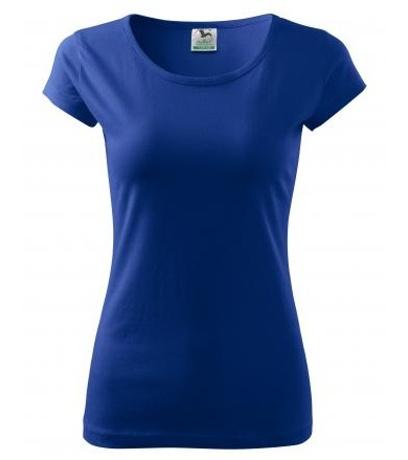 ADLER Pure Dámské triko A2205 královská modrá M