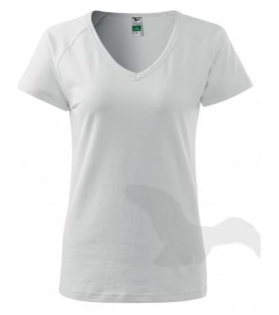 ADLER Dream Dámské triko A2800 bílá