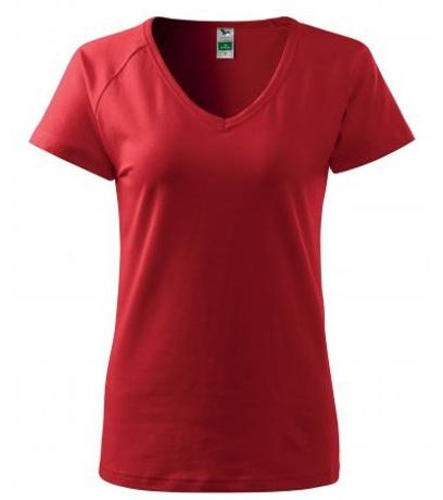 ADLER Dream Dámské triko A2807 červená