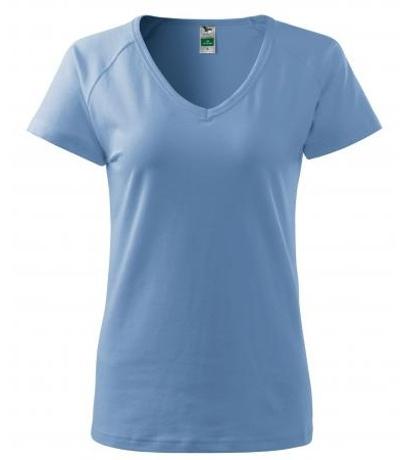 ADLER Dream Dámské triko A2815 nebesky modrá