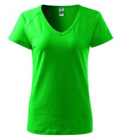 ADLER Dream Dámské triko A2816 středně zelená