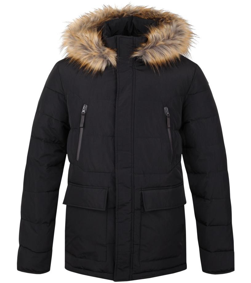 LOAP TEROK Pánský zimní kabát CLM1661R64R L