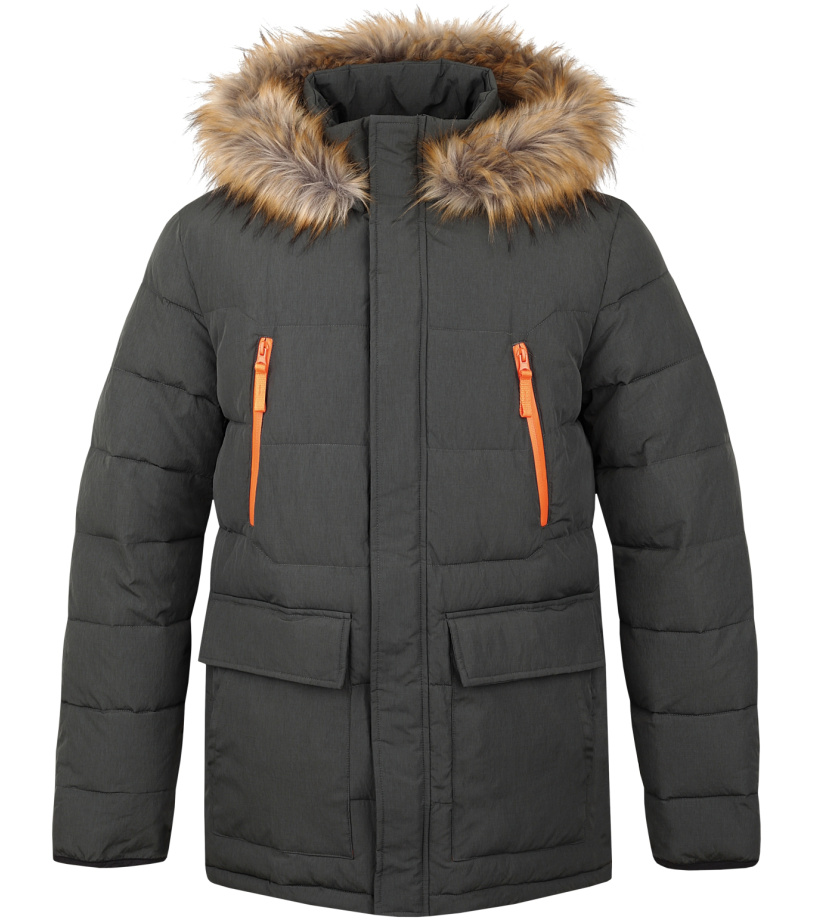 LOAP TEROK Pánský zimní kabát CLM1661V21V Tap Shoe S