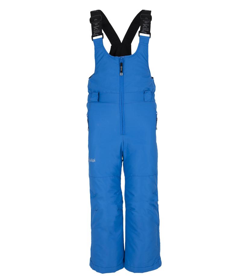 KILPI Dětské lyžařské kalhoty DARYL-JB FJ0012KIBLU Modrá 134