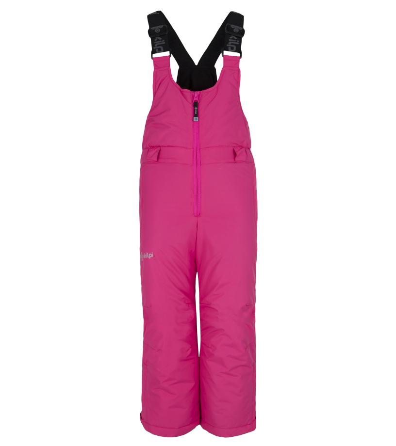 KILPI Dětské lyžařské kalhoty FUEBO-JG FJ0024KIPNK Růžová 134