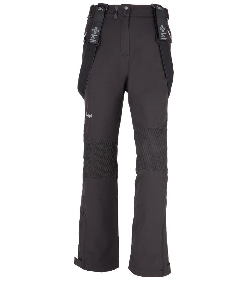 KILPI Dámské softshellové kalhoty DIONE-W FL0013KIBLK Černá 40S