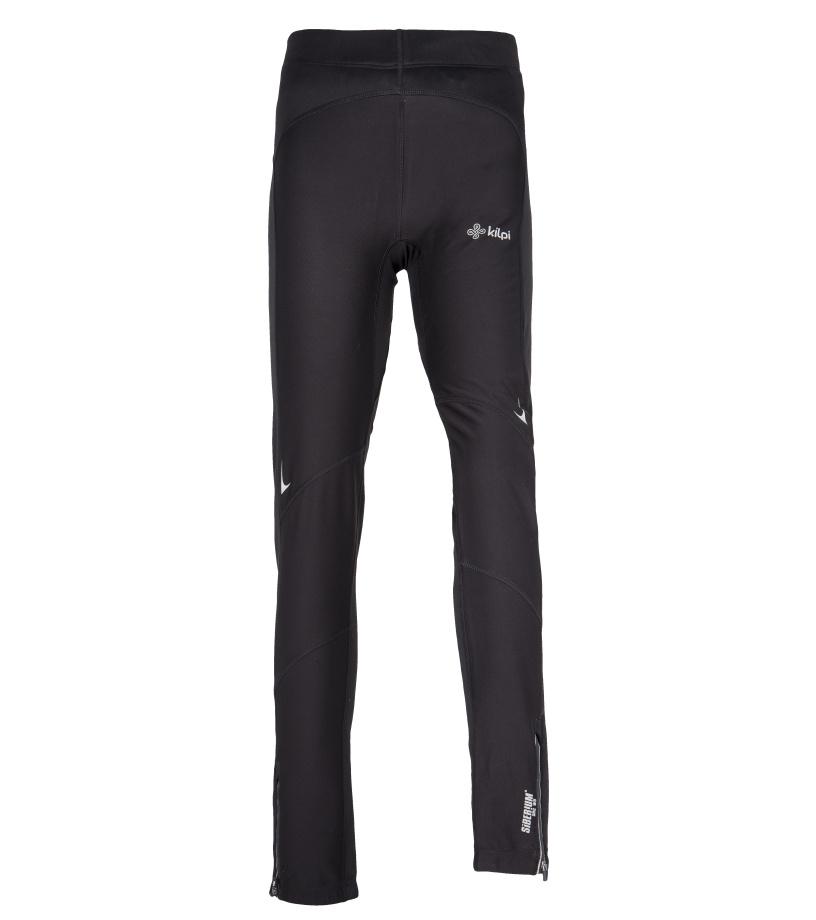 KILPI Dámské běžecké kalhoty KARANG-W FL0066KIBLK Černá 42