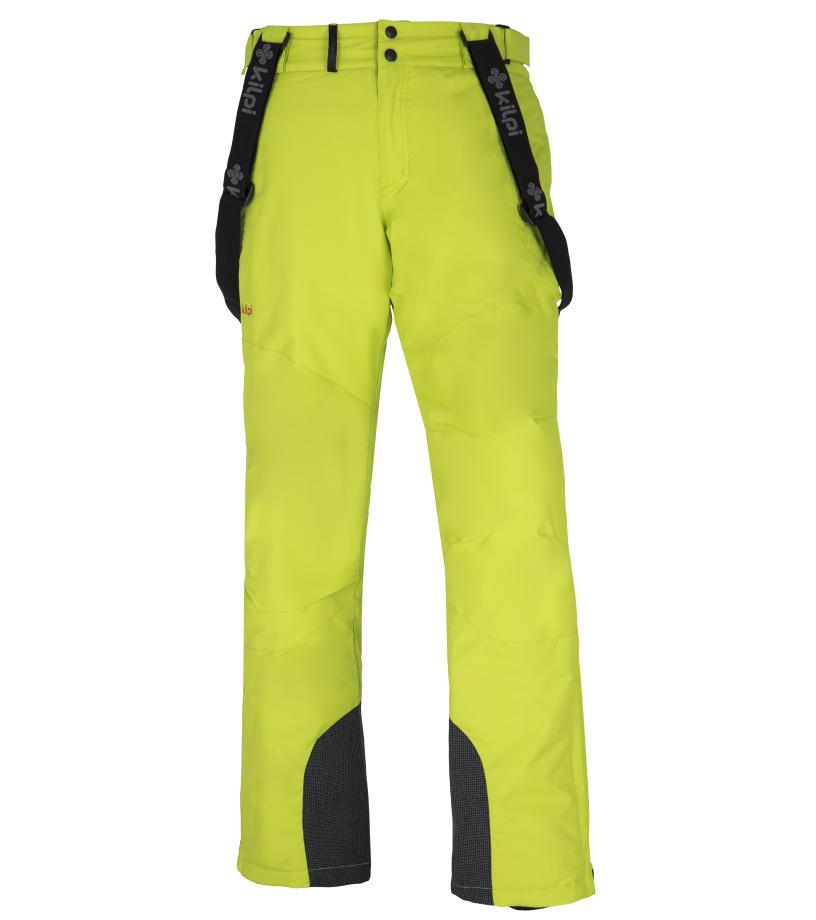 KILPI Pánské lyžařské kalhoty MIMAS-M FM0013KILGN Zelená XLS