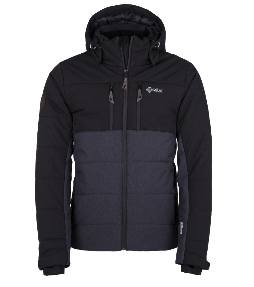 KILPI Pánská zimní bunda TORRES-M FM0055KIMEL Melange 5XL