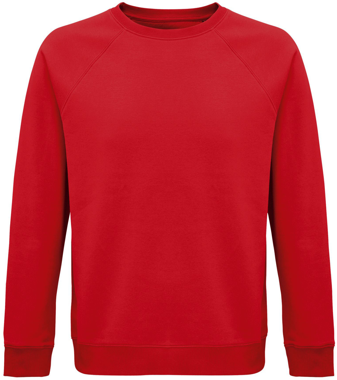 SOLS Uni mikina SPACE 03567145 Red XL