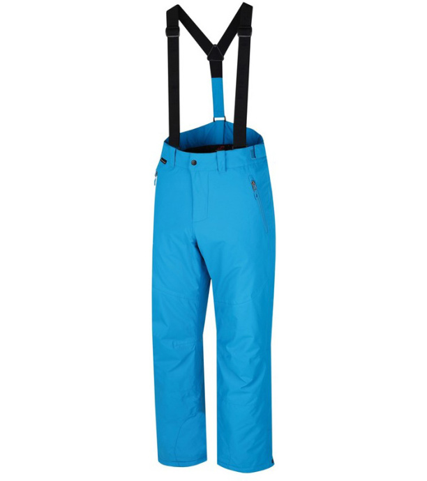HANNAH Grant Pánské lyžařské kalhoty 216HH0008HP03 Blue jewel