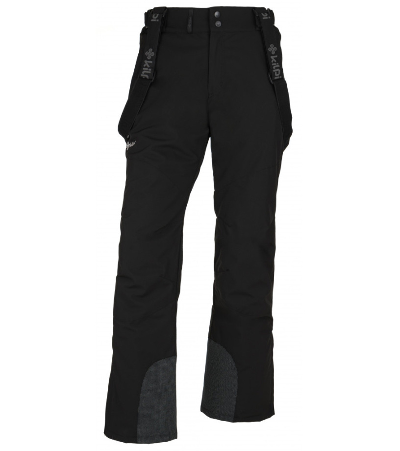 KILPI Pánské lyžařské kalhoty MIMAS-M HM0013KIBLK Černá XXL