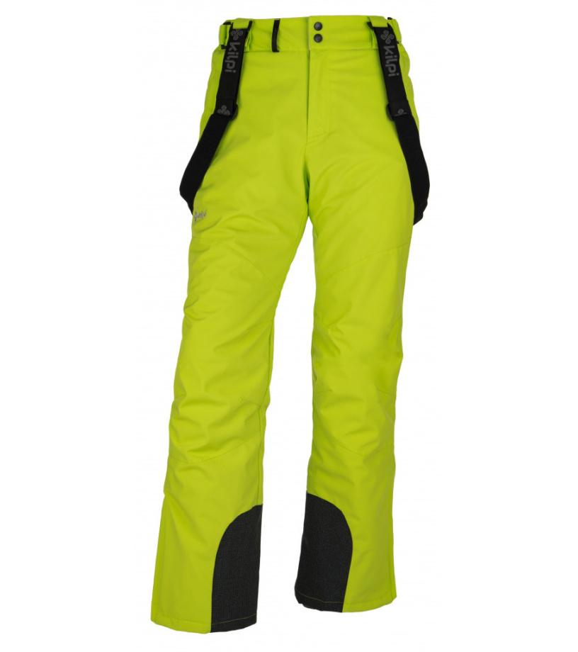 KILPI Pánské lyžařské kalhoty MIMAS-M HM0013KILGN Zelená L