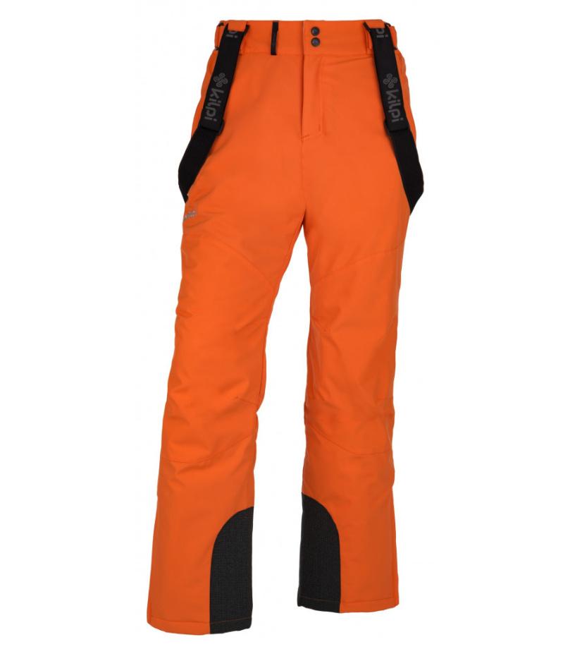 KILPI Pánské lyžařské kalhoty MIMAS-M HM0013KIORN Oranžová