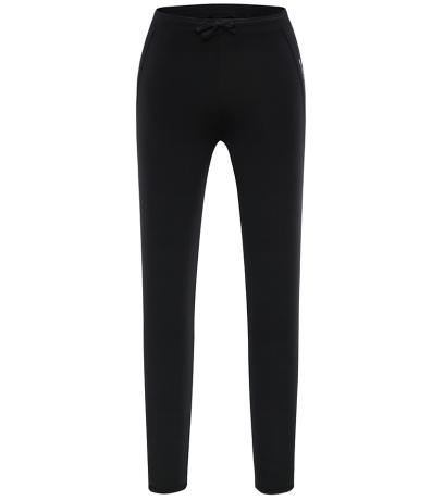 ALPINE PRO TAIP Pánské kalhoty MPAG117990 černá M