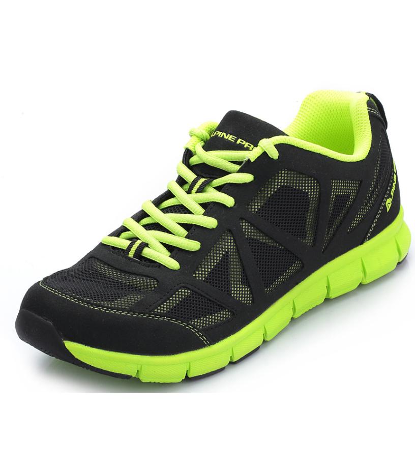 ALPINE PRO OBERON Unisex obuv sportovní UBTG097990 černá 45