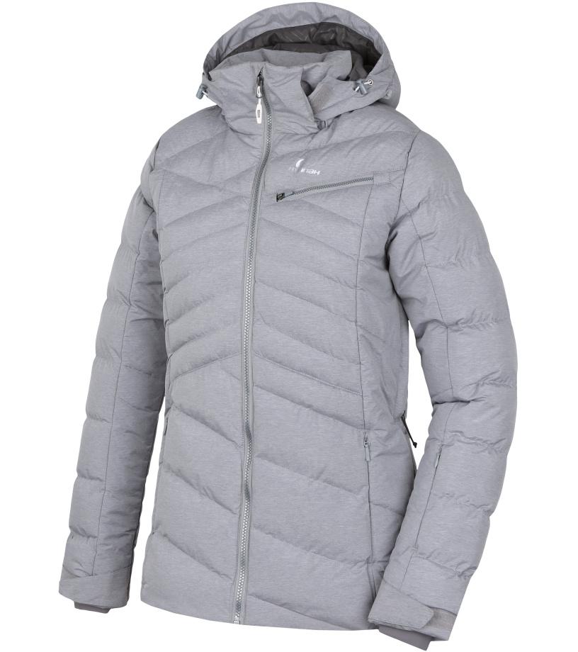 HANNAH Joey Shine Dámská zimní bunda 217HH0021HJ02 Drizzle 34