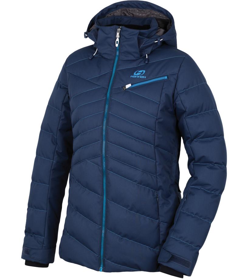 HANNAH Joey Dámská lyžařská bunda 217HH0022HJ03 Majolica blue 36
