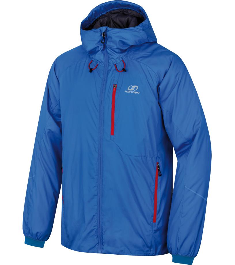 HANNAH Gabber Pánská zimní bunda 217HH0061HJ02 French blue