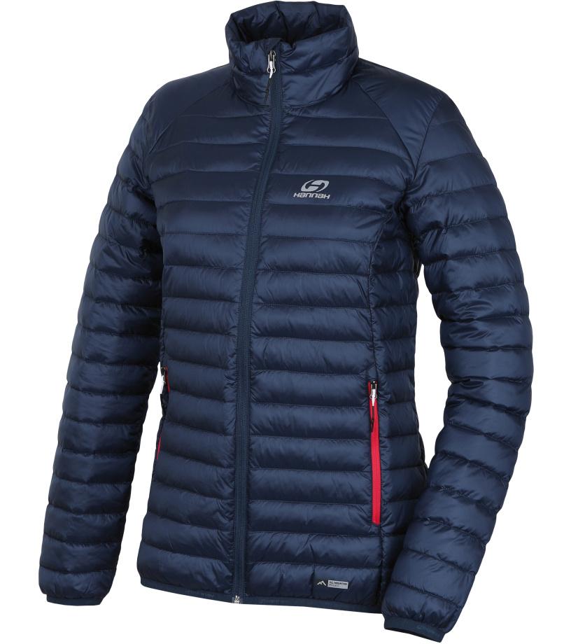 HANNAH Bellis Dámská zimní bunda 217HH0085HJ02 Majolica blue 36