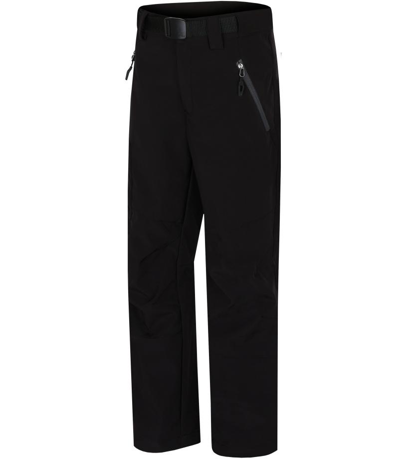 HANNAH Marty JR Dětské softshellové kalhoty 217HH0101SP01 Anthracite (gray) 116
