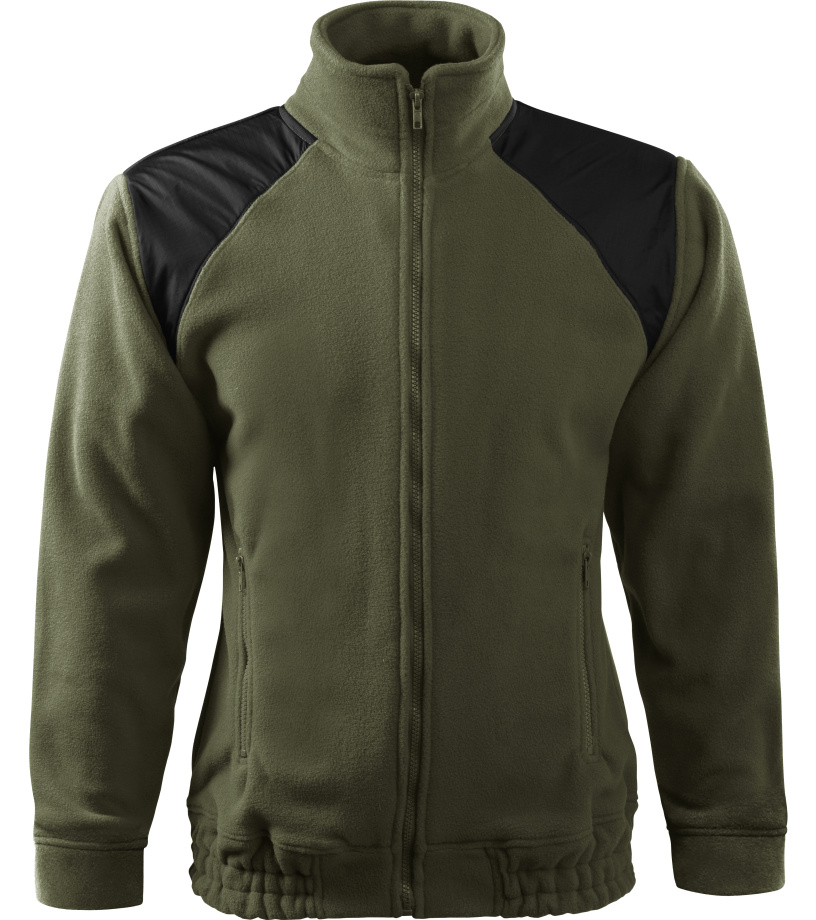 ADLER Jacket Hi-Q 360 Unisex fleece bunda 50669 military M
