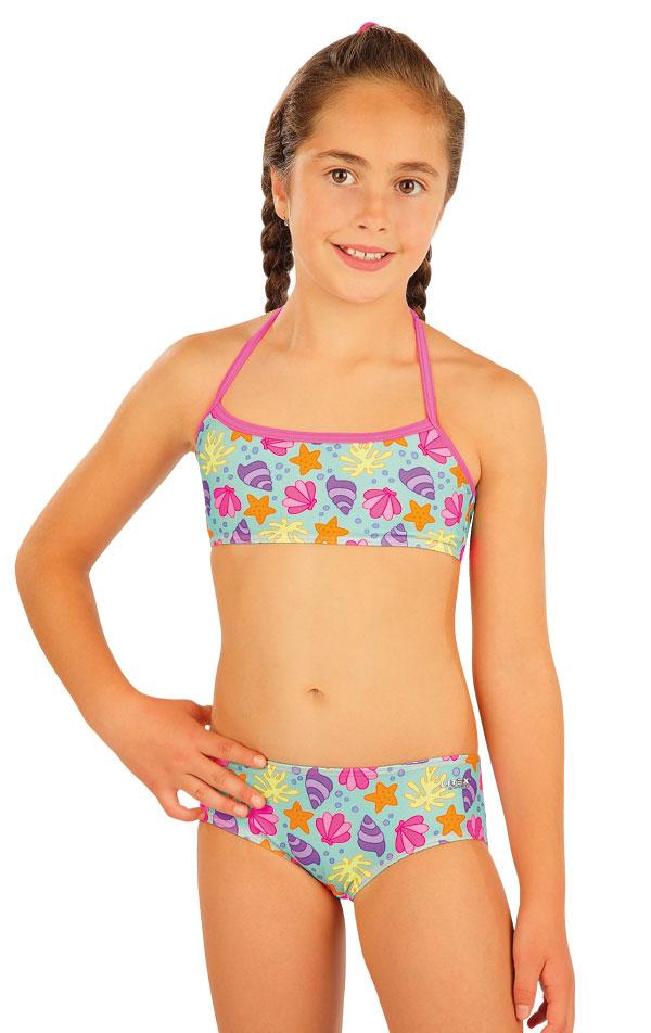 403fd8933 Dievčenské plavky nohavičky bokové. 52565 LITEX - OK Móda