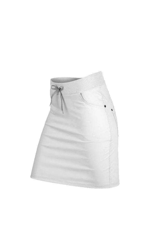 19774ff42a9 Damska sportovni sukne bila s levně