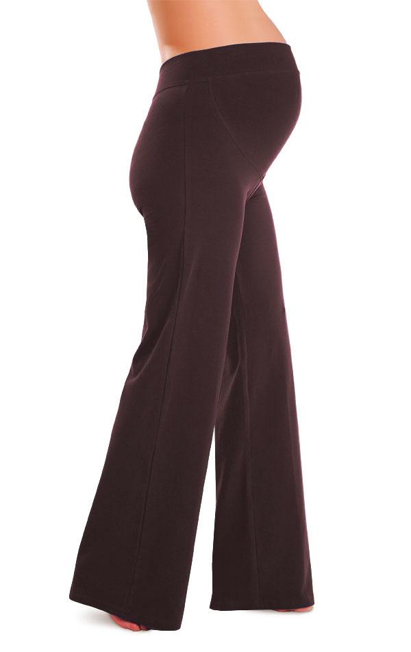 LITEX Těhotenské kalhoty (legíny) Litex 99412414 hnědá S